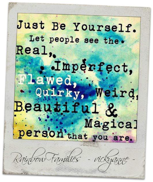 being yourself quotes for girls - photo #21
