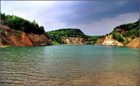 Rudabányai tó
