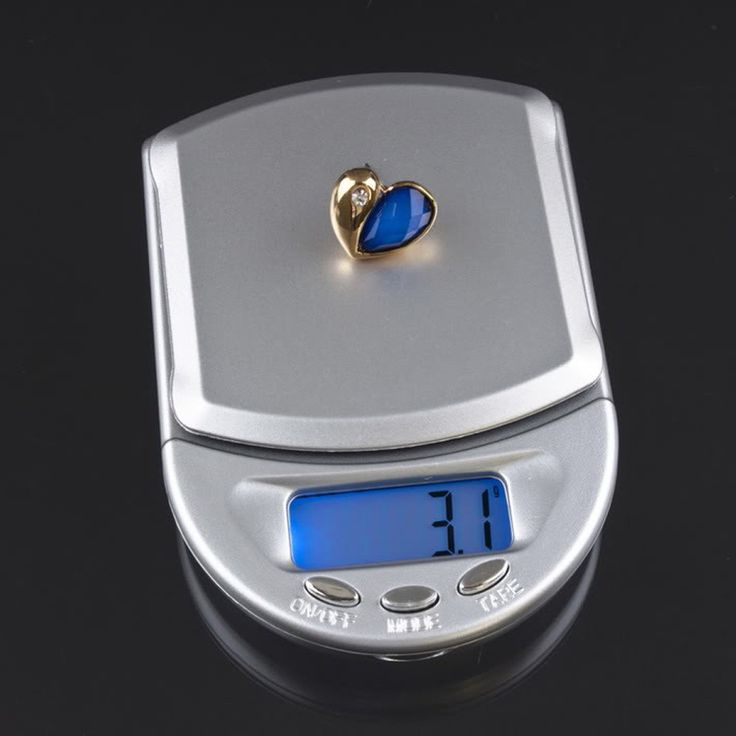 500gx0.1g LCD Electronic Jewelry joyeria weight luggage Digital scale