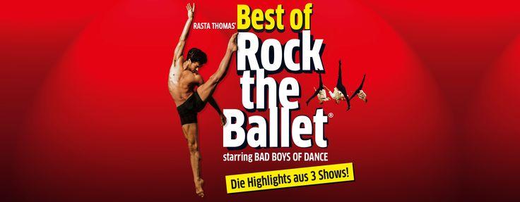 Das «Rock the Ballet» sorgt regelmässig für ausverkaufte Theater auf der ganzen Welt. Die Truppe stellt das Ballett im wahrsten Sinne des Wortes auf den Kopf. Nun kommt die New Yorker Compagnie mit einer neuen Show nach Zürich. Vom 20. Januar bis 1. Februar 2015 sind die Bad Boys of Dance mit den Highlights aus den drei bisherigen Shows in der MAAG Halle zu sehen. Tickets: http://ow.ly/HiTlL