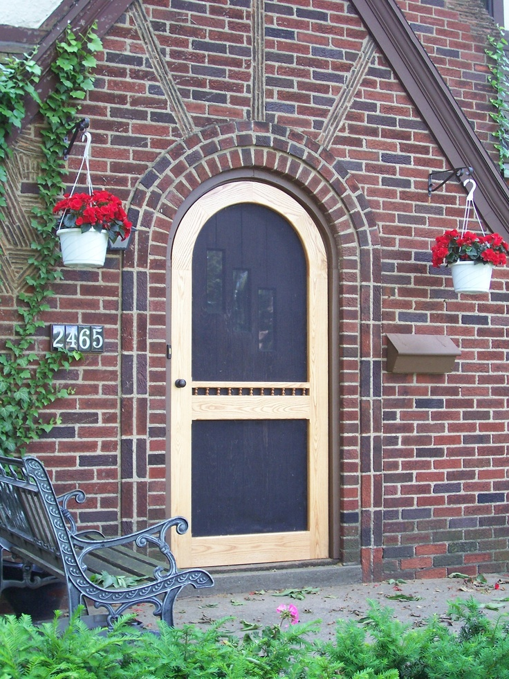 1000 images about screen storm doors on pinterest - Interior storm windows for old houses ...
