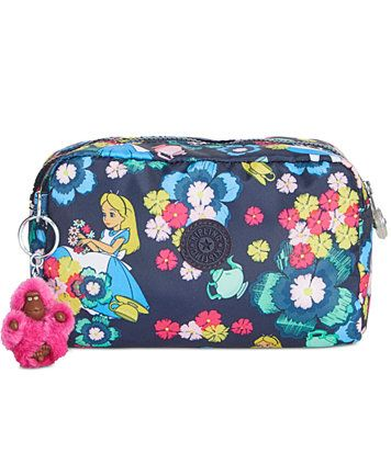 Image 1 of Kipling Disney Alice In Wonderland Gleam Cosmetic Case ... f1ef2e20a3