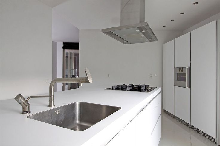 A smart and simple bulthaup b1 design #interiordesign #kitchen