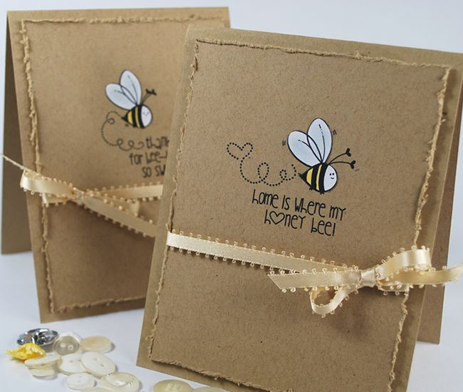 'Little Bee Cuties' & Paper Piecing With A Twist