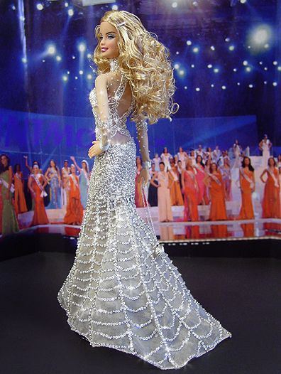 Miss Maryland Barbie Doll 2009