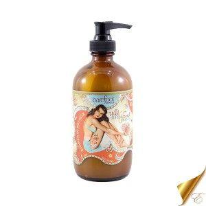Barefoot Venus Wild Ginger and Sweet Orange Creamy Cleansing Wash