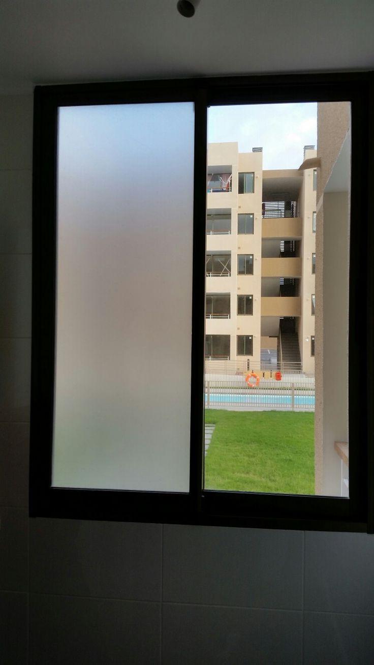 Empavonado de ventanas a medida