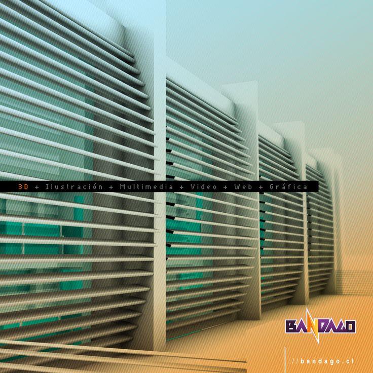 #bandago #crossmedia #design #3d #ilustracion #ilustration #multimedia #video #web #grafica #GraphicDesign http://www.bandago.cl