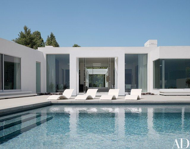 Best Architecture Interior Exterior Design Images On - Contemporary purity and simplicity pool villa by jm architecture italy