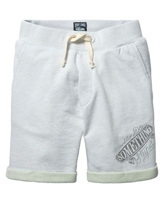 Soft Surfy Shorts In Green & Blue 83505