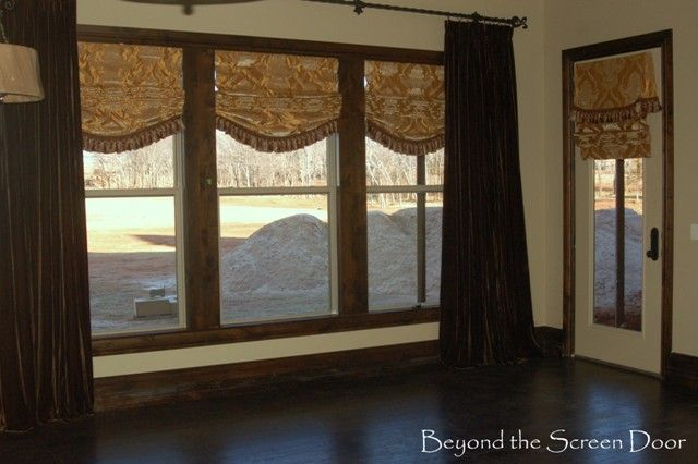 420 Best Images About Window Treatments On Pinterest