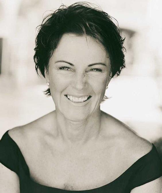 Anni-Frid Lyngstad.