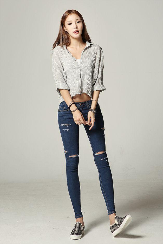 Those Legs Though Korean Street Style Pinterest