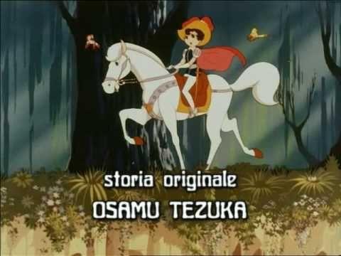 La principessa Zaffiro Sigla iniziale DVD - YouTube