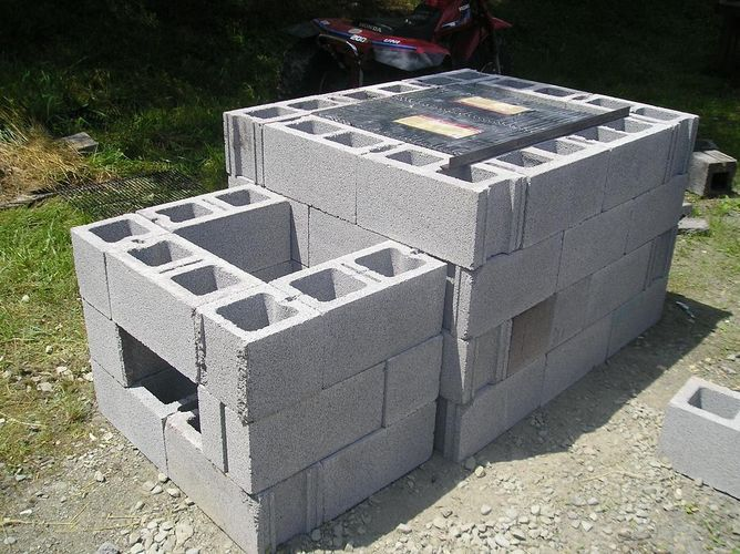 13 Best Images About Cinder Block Fire Pits On Pinterest Fire Pits Warm And Ovens