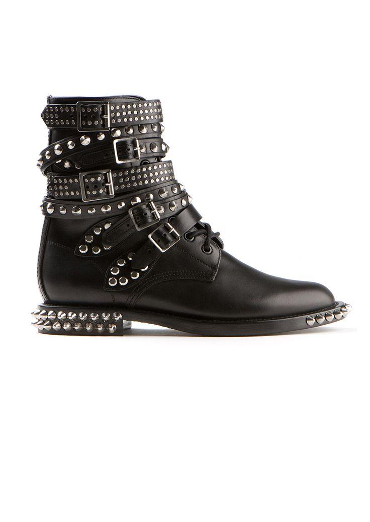 Gun Metal Wide Fit Shoes