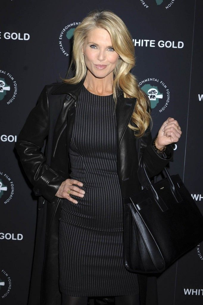 Christie Brinkley's ex husband's lawyer attacks her for statements she never made
