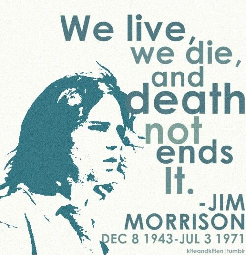 an introduction to the life of james douglas morrison Supplementary material james douglas morrison 1924 organizations and participation in professional life morrison became a.