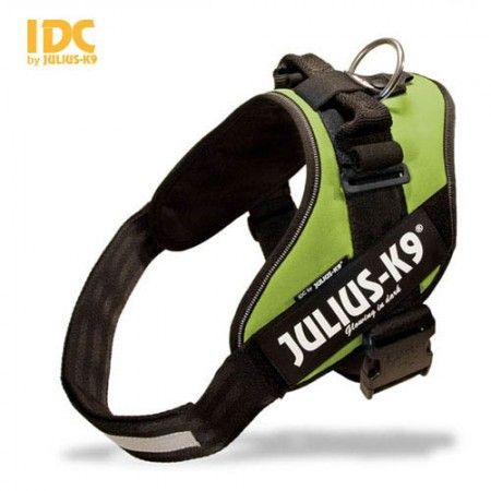 Julius K9 IDC-Powerharness 0 Kiwi green - Julius-K9 Julius-K9 IDC-Powerharness IDC 0 - globaldogshop.com