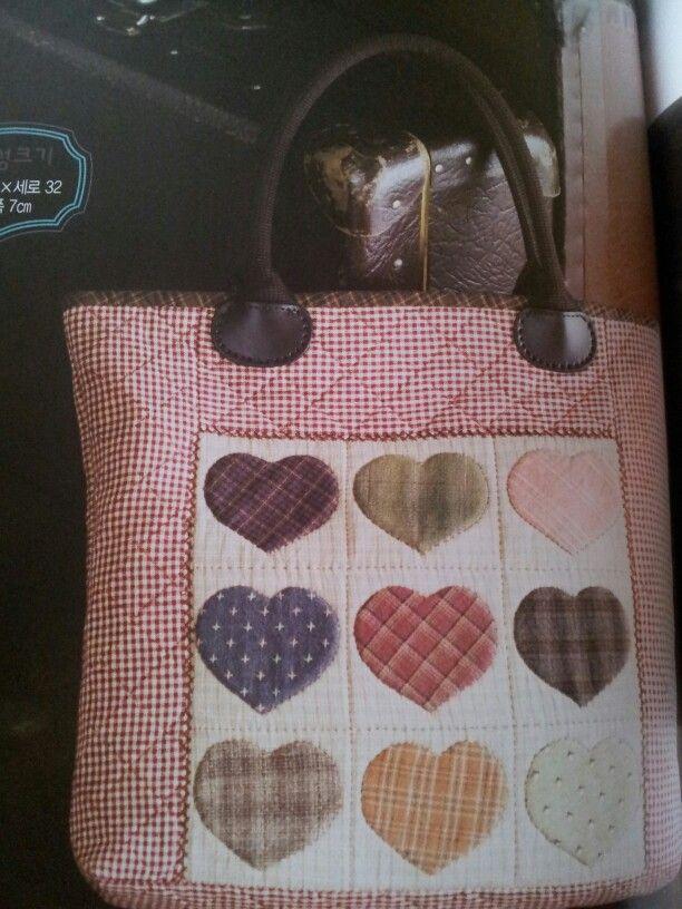 Cute Heart bag