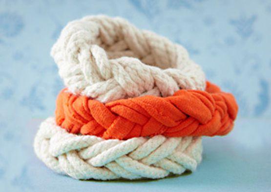 Sailor's Rope Bracelet Tutorial