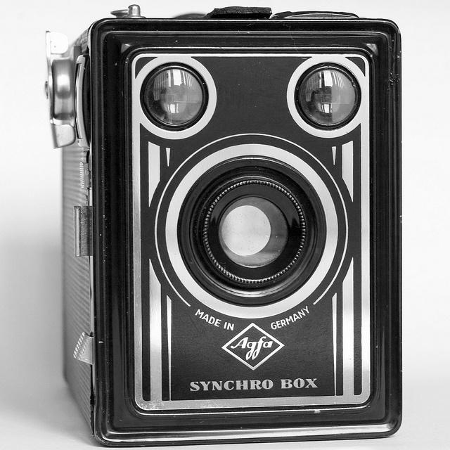 My Agfa Synchro-Box