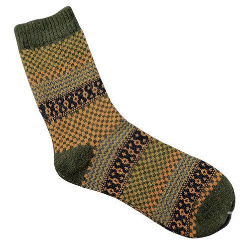 1 Pair 2016 Winter Mens Socks Warm Thick Wool