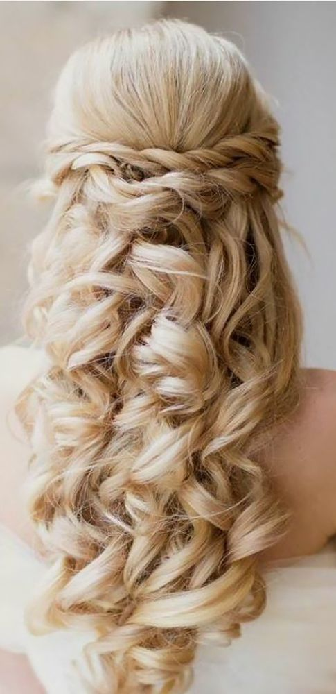 Hairstyle For Wedding 27 chic and easy wedding guest hairstyles 36 Our Favorite Wedding Hairstyles For Long Hair