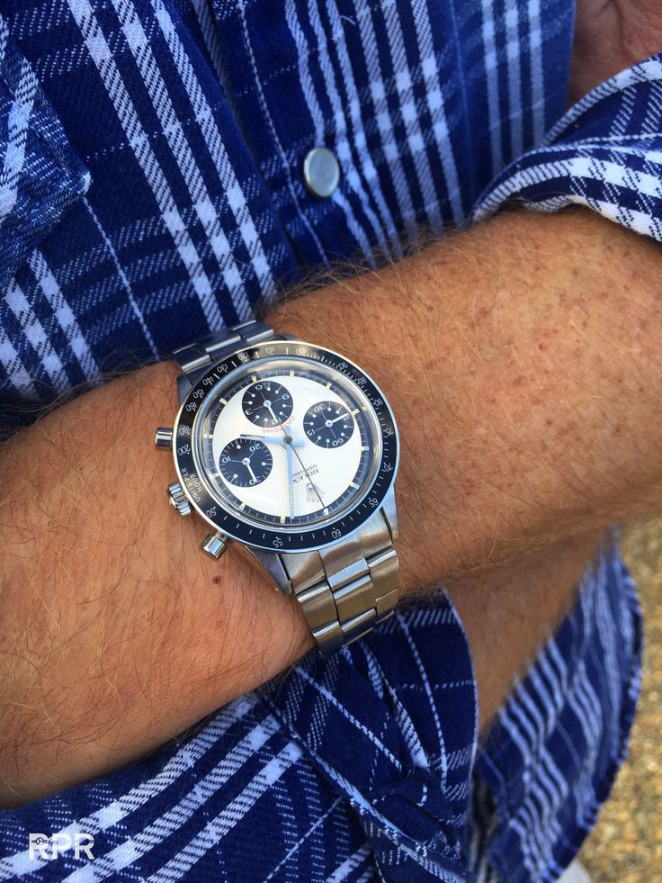 Rolex Daytona Paul Newman vintage wristshot