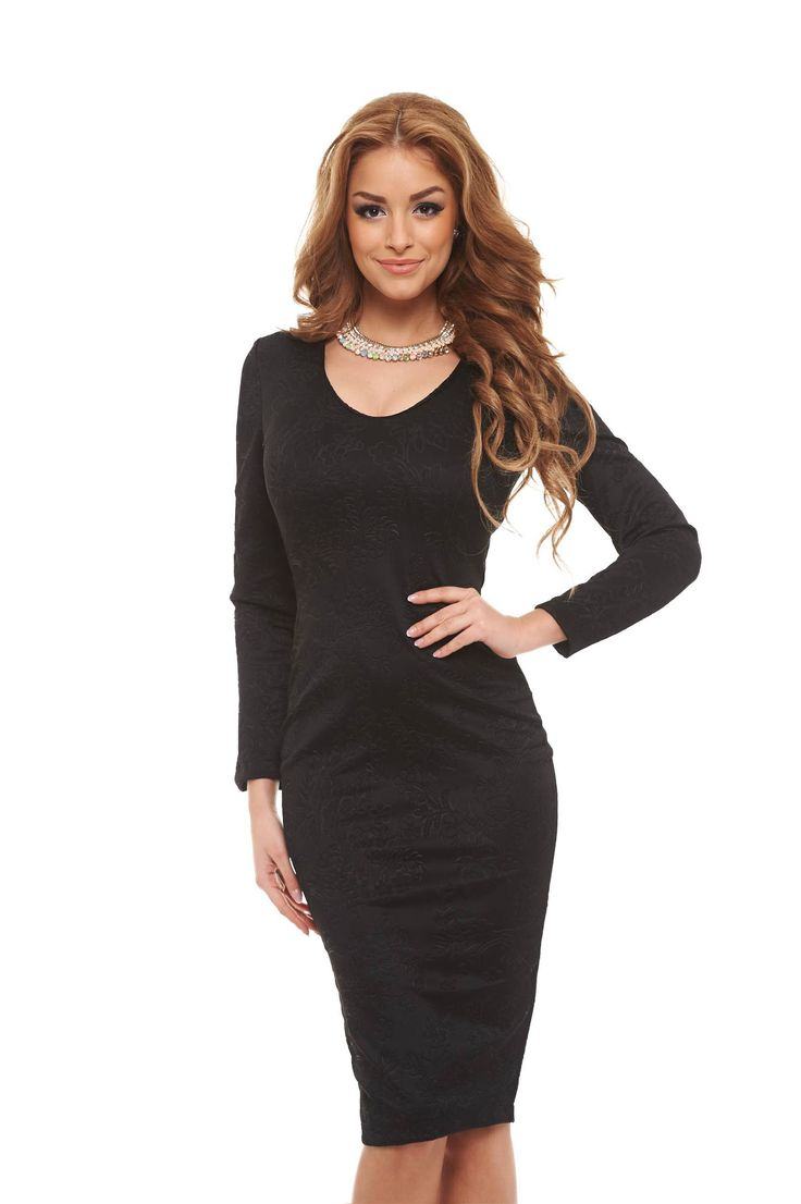 StarShinerS Sweatheart Black Dress