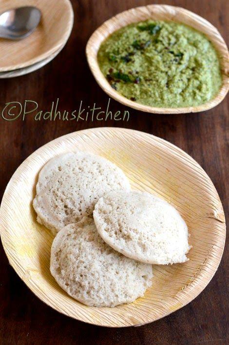 Thinai Idli Recipe-Foxtail Millet Idly-Millet Recipes