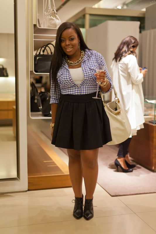 "cute fall outfit #thick   #curvy    ""if you like my curvy girl's fall/winter closet, make sure to check out my curvy girl's spring/summer closet.""   http://pinterest.com/blessedmommyd/curvy-girls-springsummer-closet/pins/"