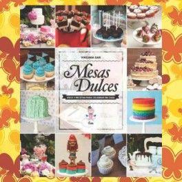 Categoría: Libros - Producto: Mesas Dulces - Virginia Sar - Envase: Unidad - Presentación: X Unid.