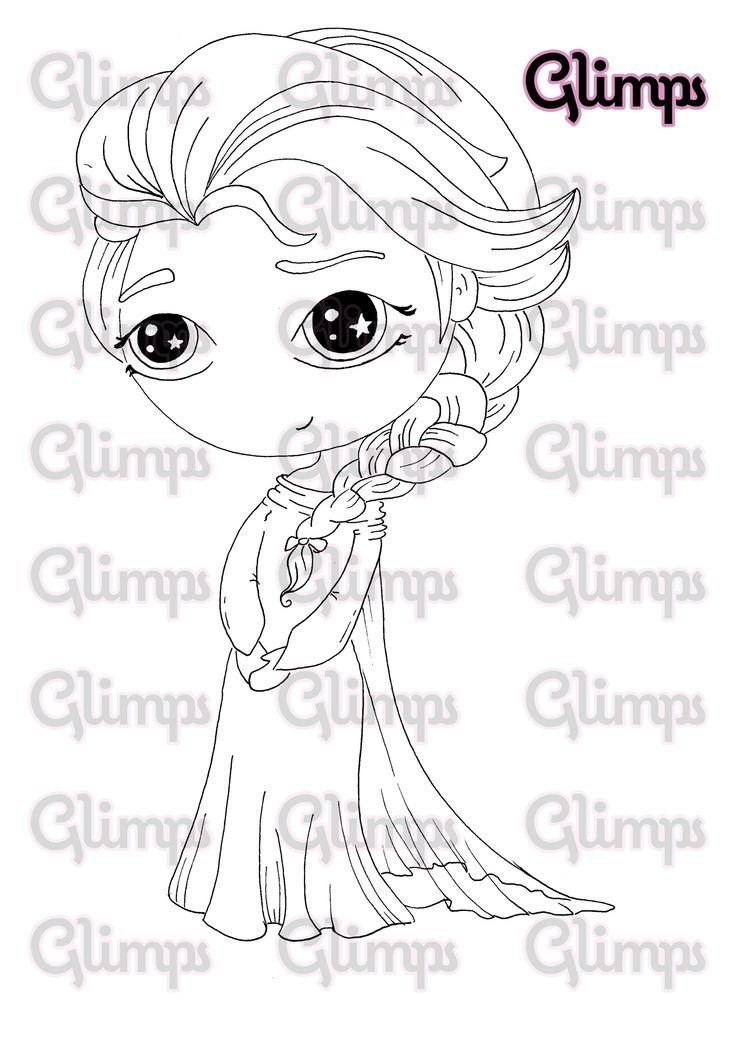 Timbro digitale Elsa