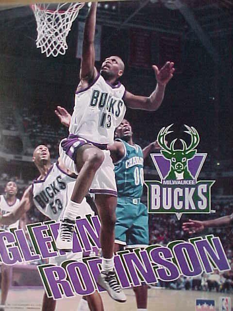 ... Glenn Robinson. Milwaukee BucksBig DogsNbaMagazine CoversBasketball Mens  Nike Giannis Antetokounmpo Green Milwaukee Bucks Swingman Jersey ... 2606dabad