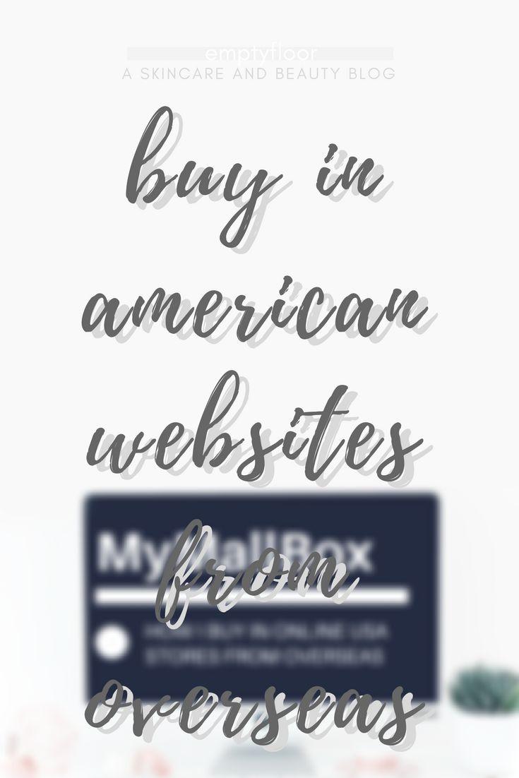 How to buy in online USA stores from overseas: MyMallbox || buying online compras en nueva york comprar ropa online comprar online comprar cosmeticos comprar cosas por internet