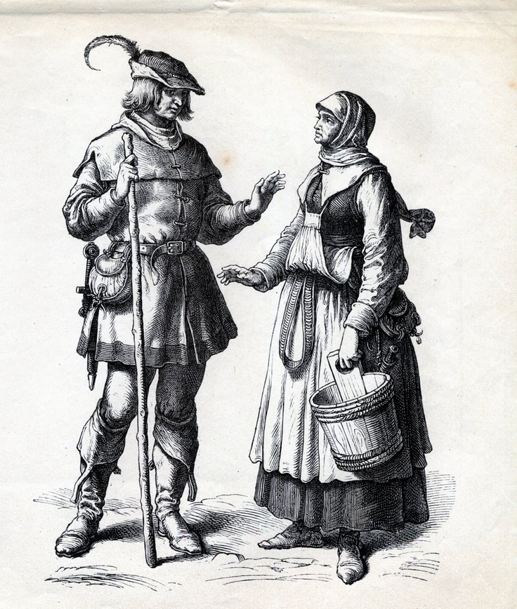 a description of peasants of the early sixteenth century This was particularly marked in the early and mid fifteenth century even after the   efficiently organized by the mesta, the privileged association of sheep farmers   the german geographer, who died in 1549, noted in his description of the.