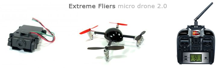 Extreme Fliers Micro Drone 2.0 Review