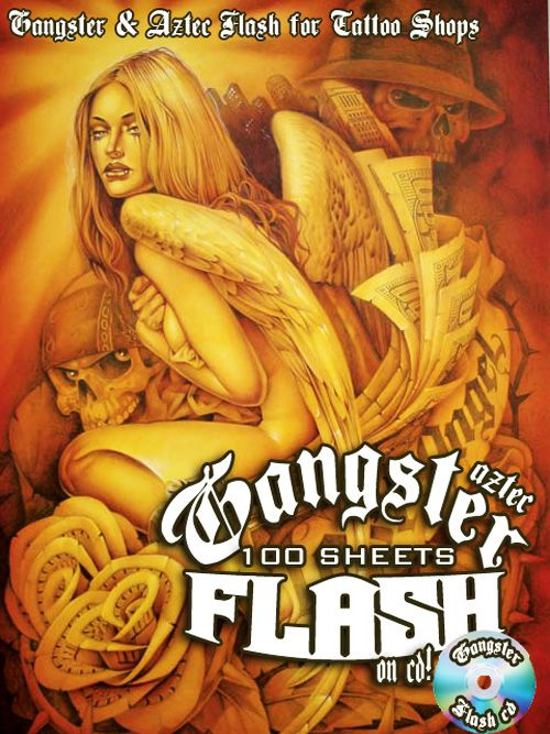 Gangster Tattoo Flash | gangster tattoo flash image search results