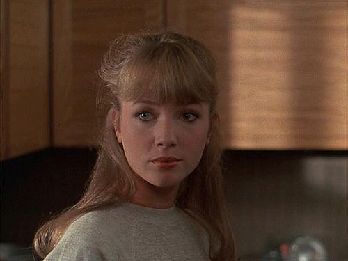 Peyton Flanders | Rebecca De Mornay, The Hand That Rocks The Cradle. She looks innocent but watch out!