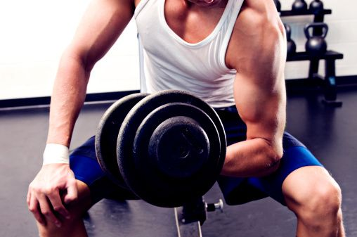 Levantamento de peso para perda de gordura