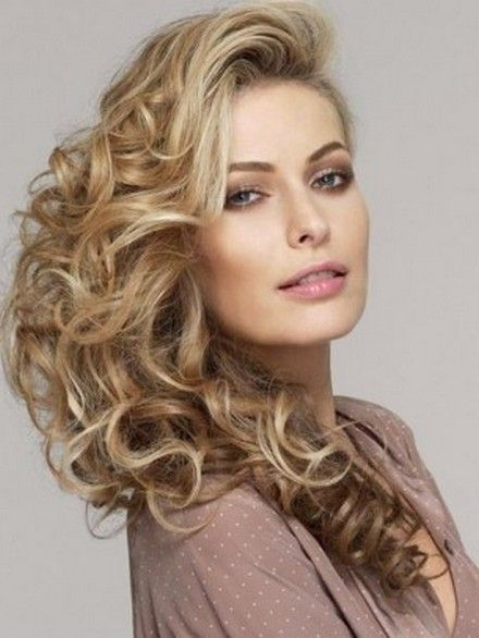 Natural Treatments for Curly and Dry Hair