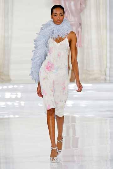 Ralph Lauren Spring 2012: Daisy Buchanan in Her Easter Sunday Best