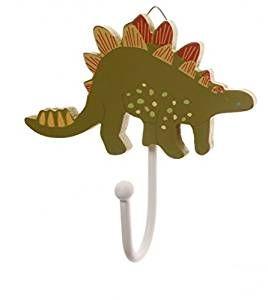 Superb Dino Garderobe f r das Kinderzimmer Dinosaurier Wandhaken