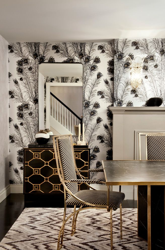 Chelsea Townhouse by David Howell Design