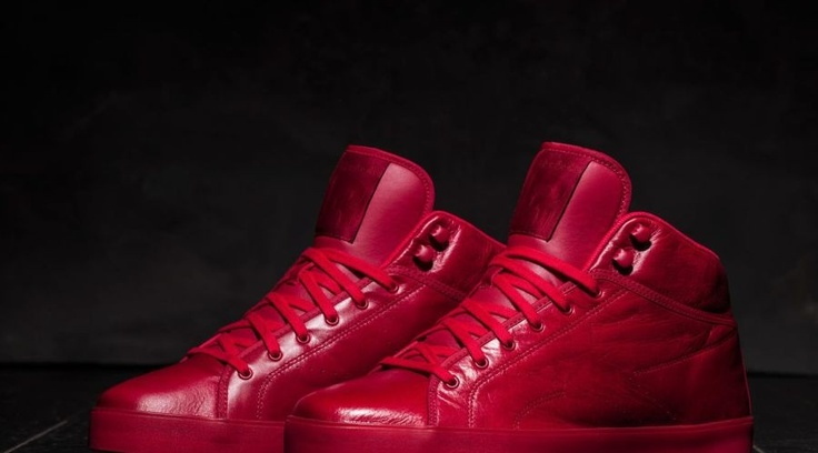 Video: Tyga's Reebok T-Raww Shoes