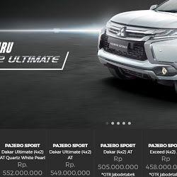 Dealer resmi Mitsubishi #Bintaro 082121606610