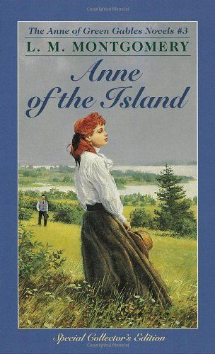 Anne of the Island (Anne of Green Gables, Book 3) by L.M. Montgomery, http://www.amazon.com/dp/0553213172/ref=cm_sw_r_pi_dp_J-bpsb09BY8EY