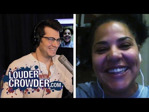 Dear Liberal Racists At Starbucks... » Louder With Crowder. Honest conversations about racism today.