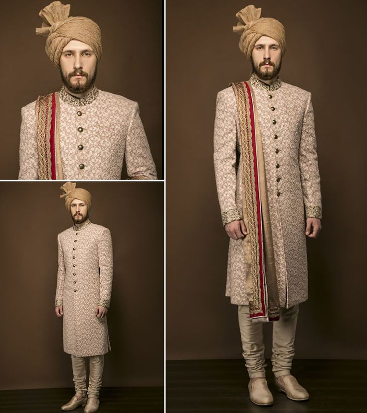 Select the perfect ensembles for groomswear is an important decision for the stylish groom. #Groomswear #WeddingSherwani #MenSherwani Contact us : Mobile No. 9350301018 Email:- designlablotus@gmail.com http://puneetandnidhi.com/
